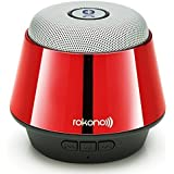 Rokono® (B10) BASS+ Mini Enceinte Bluetooth pour iPhone / iPad / iPod / Lecteur MP3 / Ordinateur portable - Rouge