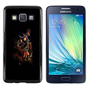 LECELL -- Funda protectora / Cubierta / Piel For Samsung Galaxy A3 SM-A300 -- Abstract Mythical Creature --