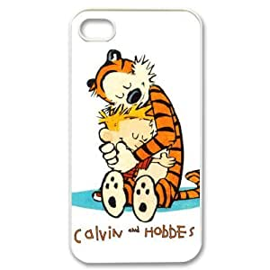 Daily Comic Strip Series Calvin and Hobbes 3D Iphone 4/4S case, unique designer cover at casesspecial store hjbrhga1544