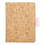 Plum and Punch Cork Passport Holder Cover, Away We Go