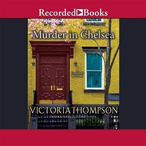 Murder in Chelsea Hörbuch