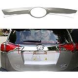 Opar Stainless Steel Chrome Rear Trunk Lid Molding Trim for 2013 2014 2015 Toyota Rav4