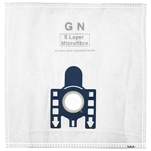 Vacspare Dust Bags For Miele GN Vacuum Cleaners Pack Of 20