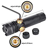Green-Dot-Sight-Hunting-Rifle-Dot-Scope-Sight-with-Picatinny-w-Rail-Barrel-Mount-Cap-Pressure-Switch-Battery-Charger-Included