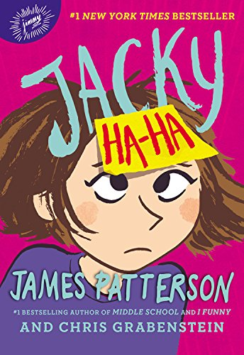 Jacky Ha-Ha by James Patterson