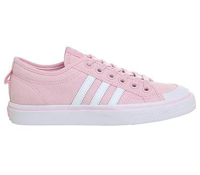 adidas Originals Damen Sneaker Nizza W CQ2539 Rosa  Amazon.de ... 574fb05af9