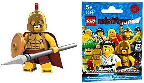 レゴ (LEGO) ミニフィギュア シリーズ2 スパルタ戦士 8684