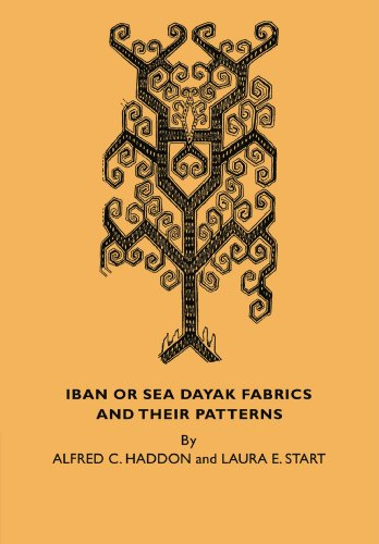 Iban or Sea Dayak Fabrics and their Patterns: A Descriptive Catalogue of the Iban Fabrics in the Museum of Archaeology and Ethnology Cambridge