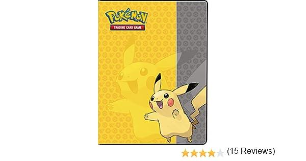Pokemon - Album A4 para juego de cartas [modelo surtido], 1 unidad