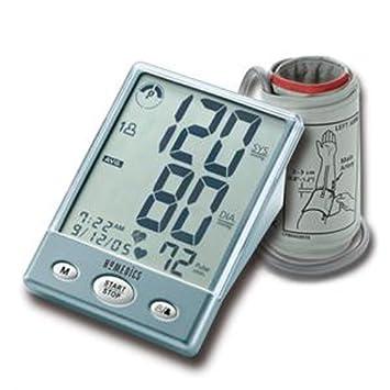 Amazon.com: HoMedics – Tensiómetro automático con detector ...