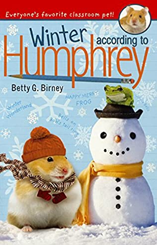 book cover of Winter According to Humphrey