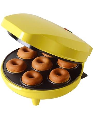 Máquina para donuts, Fabricantes de anillos Niño Casa Completamente automático Multifunción Fabricante de postre-