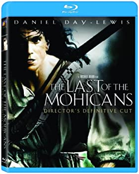 The Last of The Mohicans on Blu-ray