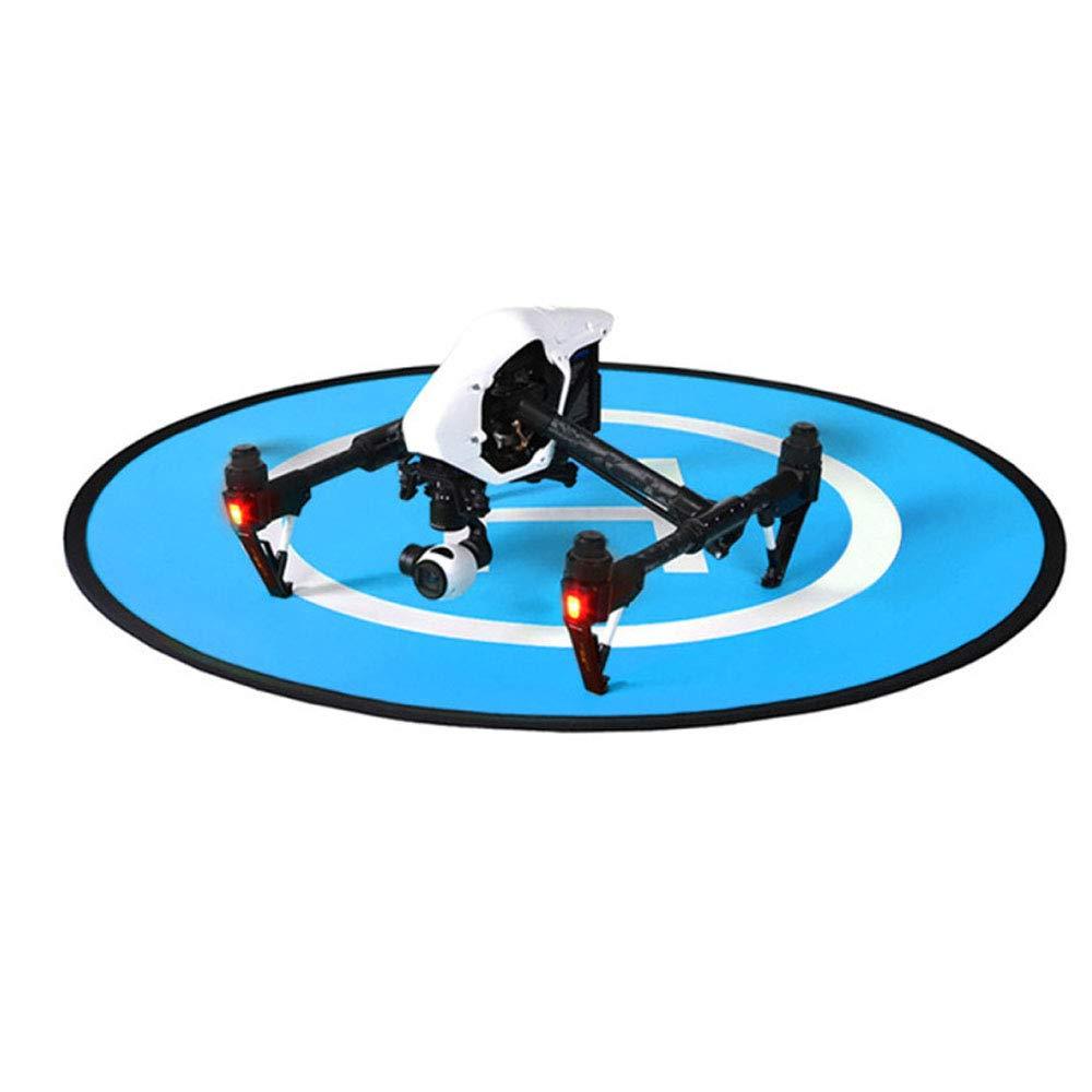 Drones Quadcopter Parts Drone Accessories Landing Gear Waterproof Compatible with DJI Mavic 2 Pro//Mavic 2 Zoom//Mavic Pro Phantom 2//3//4//Pro Newlace PGYTECH 110cm Drones Landing Pad