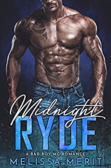 Midnight Ryde Bad Boy Romance ebook product image