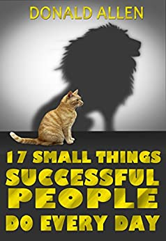 Small Things Successful People Every ebook product image