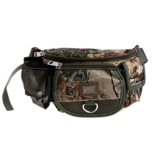 Fishing Bag Waterproof Outdoor Tackle Storage Portable Waist Lure Box Sport Belt