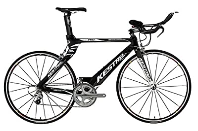 2010 Kestrel Airfoil Pro SL 19018050 White/Black 50CM Bike