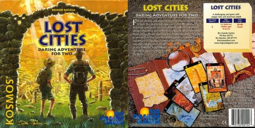 Image result for lost cities card game