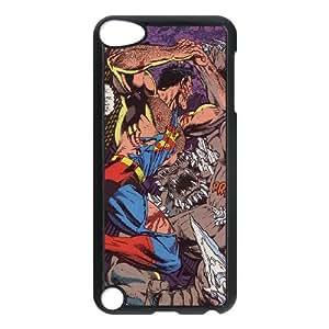 iPod Touch 5 Case Black Marvel comic VIU958696
