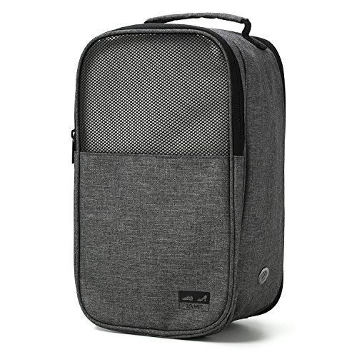 TOURIT Shoe Bag with Zipper Closure for Traveling Gym (Make Shoe Bag)