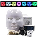 Best Led Light For Faces - Pro 7 Color LED Face Mask - Photon Review