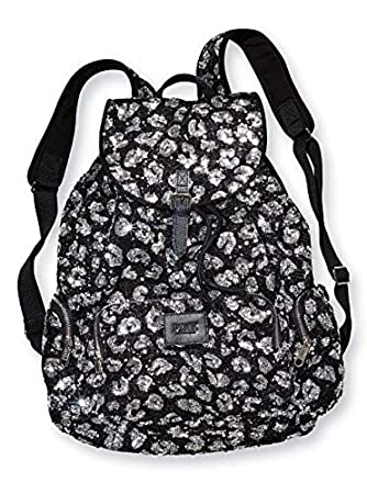 953c56c3bfff Image Unavailable. Image not available for. Color  Victoria s Secret Bling  Sequins Backpack ...