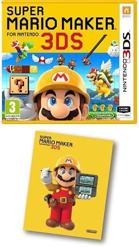 Super Mario Maker + Gamuza: Amazon.es: Videojuegos