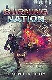 Burning Nation (Turtleback School & Library Binding Edition) (Divided We Fall)