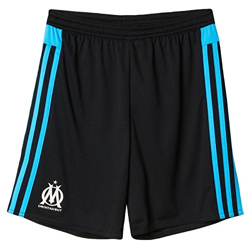 fan products of adidas Performance Olympique Marseille Away Boys Shorts - 9-10Y