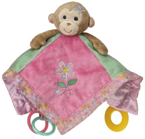 Mary Meyer Maddie Activity Blanket, Monkey