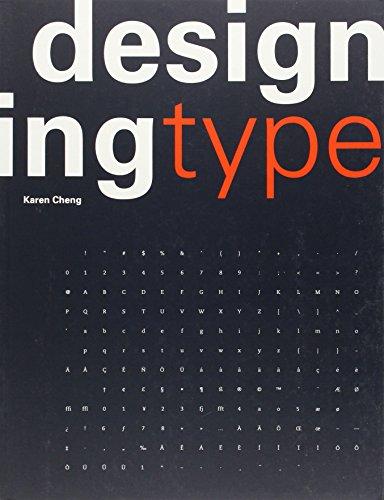 Designing Type [Karen Cheng] (Tapa Blanda)