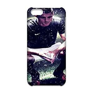JiHuaiGu (TM) iPhone 5c funda RONALDO personalizado temático iPhone 5c funda OK1972