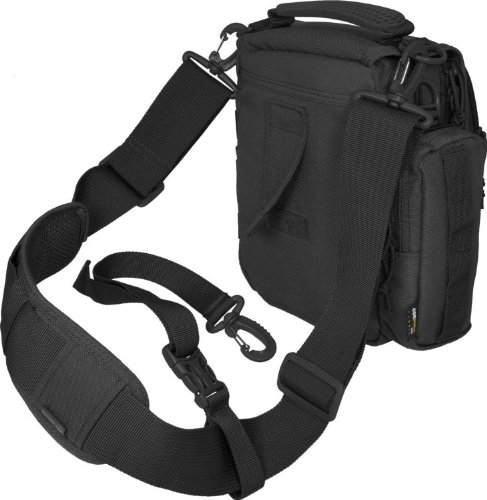 Hazard 4 Tonto Concealed Carry Mini-Messenger - Black Negro (Black)