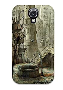 KarenStewart SxVRiSp6396CVKqN Case Cover Galaxy S4 Protective Case Plaza
