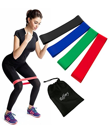 Rdfmy Resistance Bands Set Exercise Bands -Thicker Workout