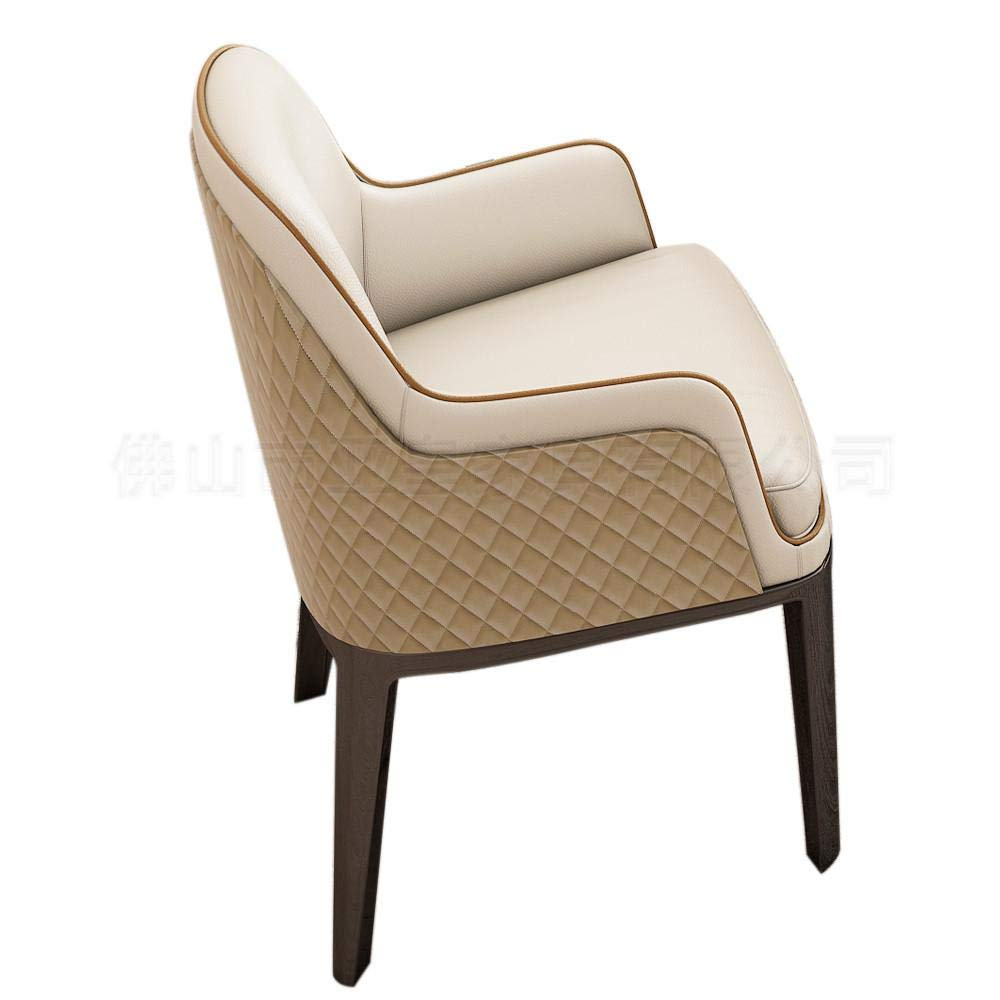 Amazon.com: Light Luxury Post-Modern Bentley Lounge Chair ...