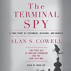 The Terminal Spy Audiobook