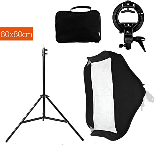 and Mini Master Lights GODOX Softbox with Grid for Smart 23.6 x 23.6 Mini Pioneer