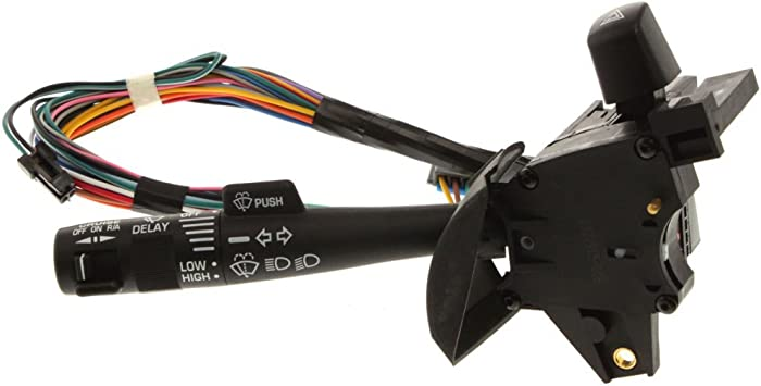 Combination Switch compatible with Pontiac Grand Am 97-05 High and Low Beam Dimmer Turn Signal