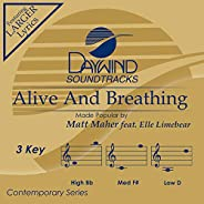 Alive And Breathing [Accompaniment/Performance Track]