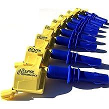 2004-2008 IGNITION COILS FORD F150 F250 F350 F450 LINCOLN MERCURY 4.6L 5.4L 6.8L HIGH PERFORMANCE EXPLORER EXPEDITION NAVIGATOR MARK LT