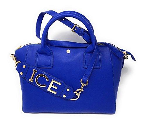 Borsa Donna Iceberg 7239 6973 6670 Blu 34x17x35cm (lxlxh)
