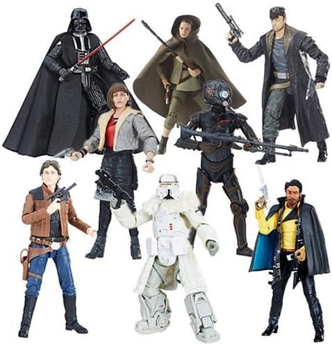 Lando 6-Inch Figure Solo A Star Wars Story Wave 16 Star Wars Black Series