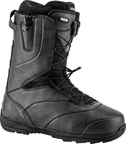 Nitro Venture TLS Snowboard Boots (Black, 9)