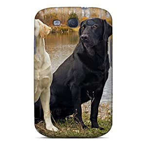 Top Quality Case Cover For Galaxy S3 Case With Nice At The Lake Appearance