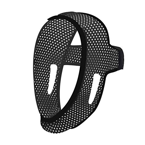 Anti Snoring Chin Strap for Cpap Users [2019 Upgrade] The Adjustable Snore Solution - Stop Snoring Comfortable Devices, Breathable, Flexible & Easily Adjustable Chin Straps