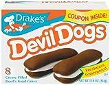 Drake's Devil Dogs, 8 ct, My Pet Supplies