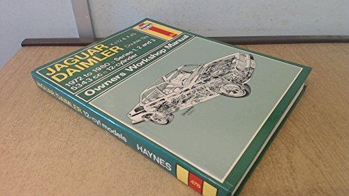 Jaguar and Daimler 12 Cylinder Owner