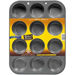 Baker's Secret Muffin Pan
